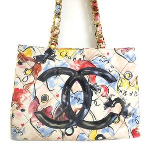 シャネル(Chanel) チェーントートバッグ Chain Tote bag
