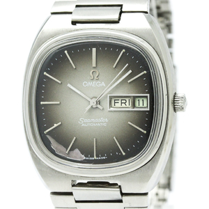 Omega Seamaster Automatic Stainless Steel Men's Dress Watch 166.0211