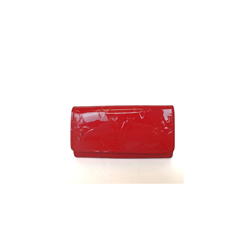 ルイ・ヴィトン(Louis Vuitton) モノグラムヴェルニ ミュルティクレ4 M91252