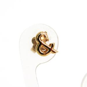 ルイ・ヴィトン(Louis Vuitton) メタル イヤリング ゴールド LV&ME &