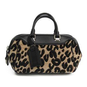 ルイ・ヴィトン(Louis Vuitton) 2012年秋冬コレクション ベイビー M94257 レディース ハンドバッグ ベージュ,ブラック
