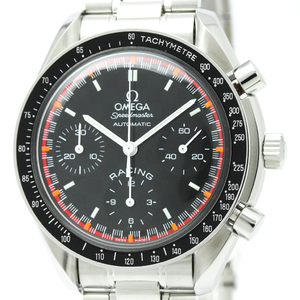 Omega Speedmaster Automatic Stainless Steel Sports Watch 3518.50