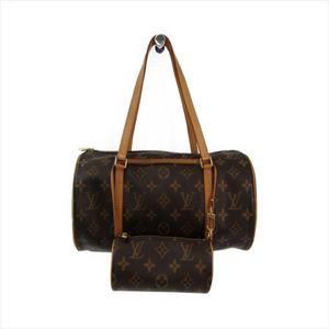 Louis Vuitton Monogram Papillon 30 M51385 Women's Handbag Monogram