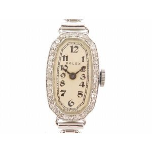 Rolex Mechanical Women's Vintage Watch