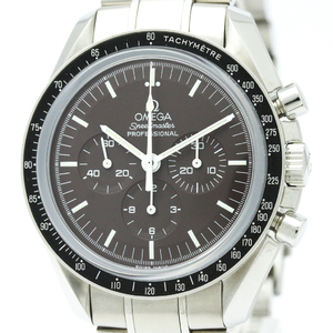 Omega Speedmaster Mechanical Stainless Steel Sports Watch 311.30.42.30.13.001