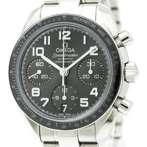オメガ(Omega) スピードマスター 自動巻き ステンレススチール(SS) スポーツウォッチ 324.30.38.40.06.001