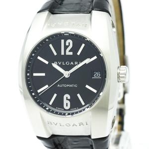 BVLGARI Ergon Stainless Steel Automatic Unisex Watch EG35S