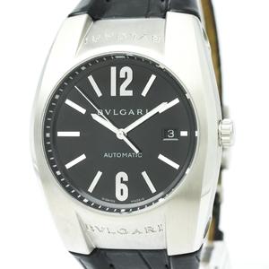 BVLGARI Ergon Atainles Steel Automatic Mens Watch EG40S
