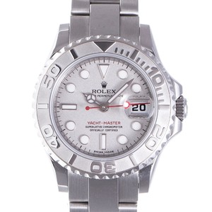 Rolex Yacht-Master Automatic Stainless Steel,Platinum Women's Dress Watch ロレジウム 169622