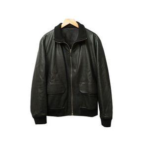 Hermes Men's Jacket (Black)
