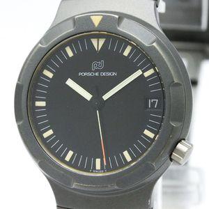 Porsche Design Ocean 500 Quartz Titanium Sports Watch