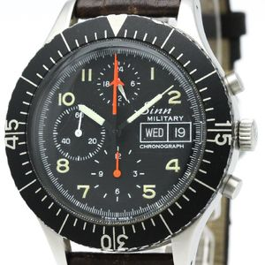 Sinn Automatic Stainless Steel Sports Watch 156