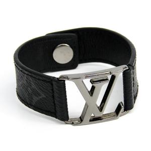 ルイ・ヴィトン(Louis Vuitton) モノグラムエクリプス ブレスレット モノグラムエクリプス ブラスレ・ホッケンハイム M6295D