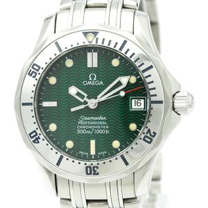 OMEGA Seamaster Professional 300M Jacques Mayol Watch 2553.41