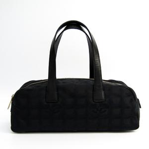 シャネル(Chanel) ニュートラベルライン ミニ A15828 レディース ニュートラベルライン ハンドバッグ ブラック
