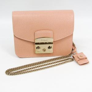 Furla Metropolis Women's Shoulder Bag Light Pink