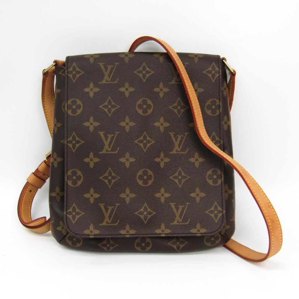Louis Vuitton Monogram M51387 Musette Salsa Long Strap Shoulder Bag Mon  BF323491 1ff04291f9