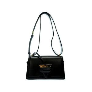 Loewe Women's Leather Shoulder Bag Black