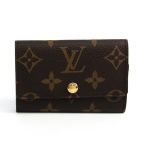 ルイ・ヴィトン(Louis Vuitton) モノグラム レディース モノグラム キーケース モノグラム M62630 ミュルティクレ6