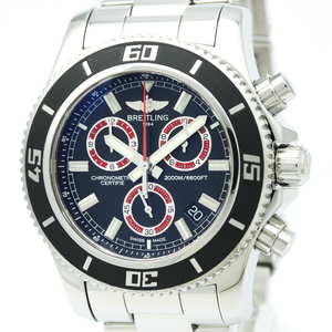 Breitling Superocean Automatic Stainless Steel Men's Sports Watch A73310