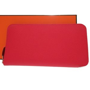 Azap Long Wallet (bi-fold) Bougainvillier