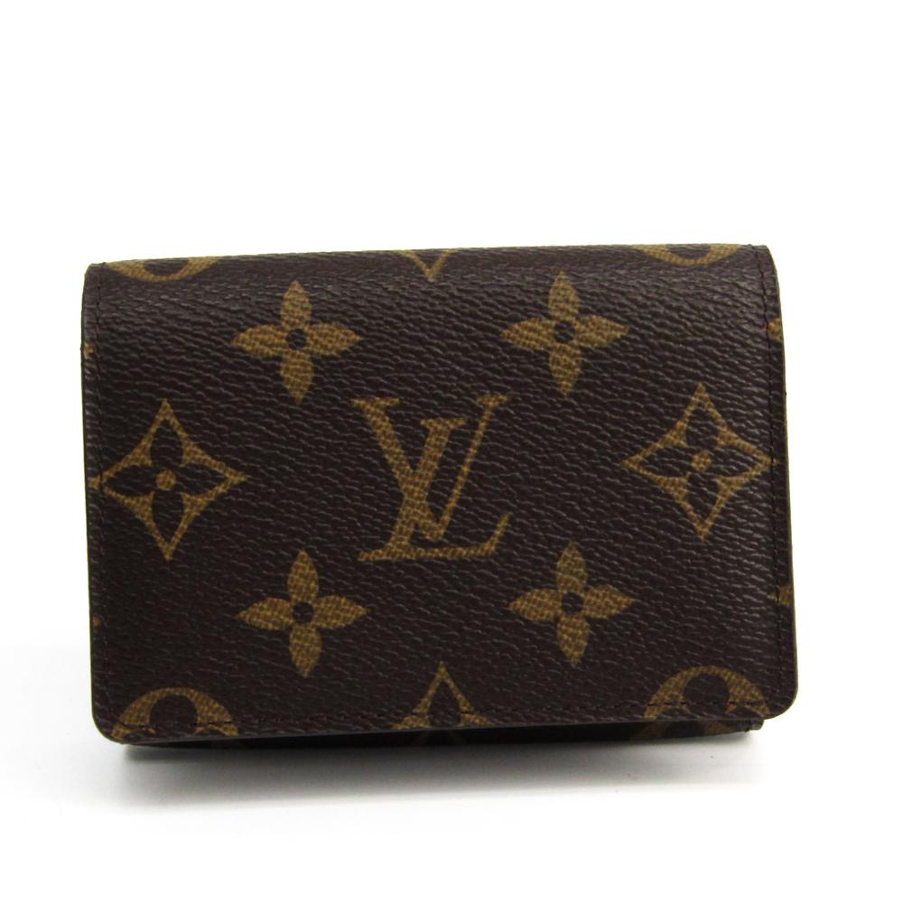 Louis Vuitton Monogram Business Card Case Monogram Business Card