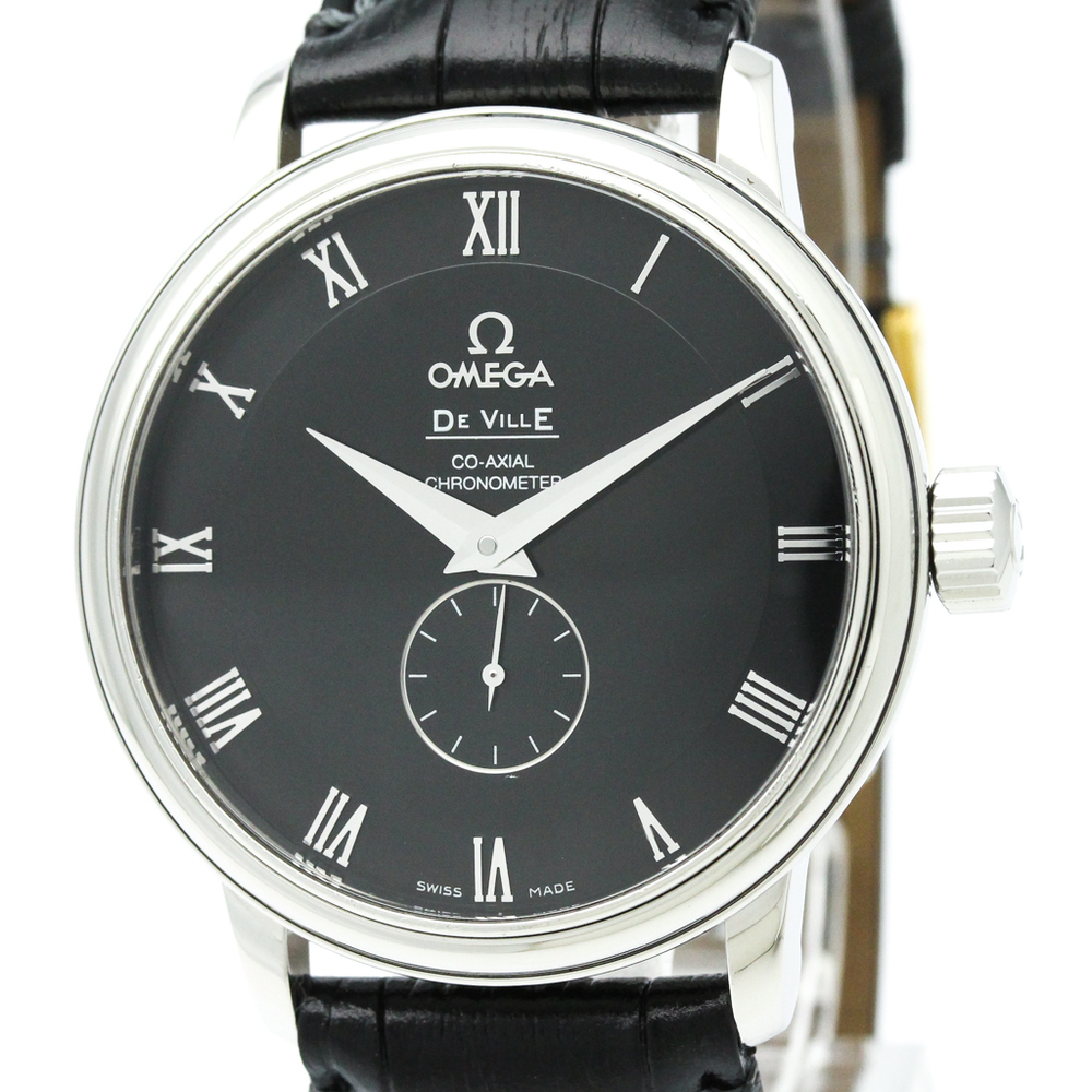 Omega De Ville Automatic Stainless Steel Men's Dress Watch 4813.50.01