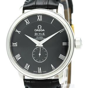 Omega De Ville Automatic Stainless Steel Men's Dress Watch 4813.50.01
