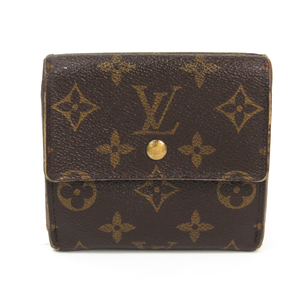 ルイ・ヴィトン(Louis Vuitton) モノグラム ユニセックス モノグラム 財布(二つ折り) モノグラム