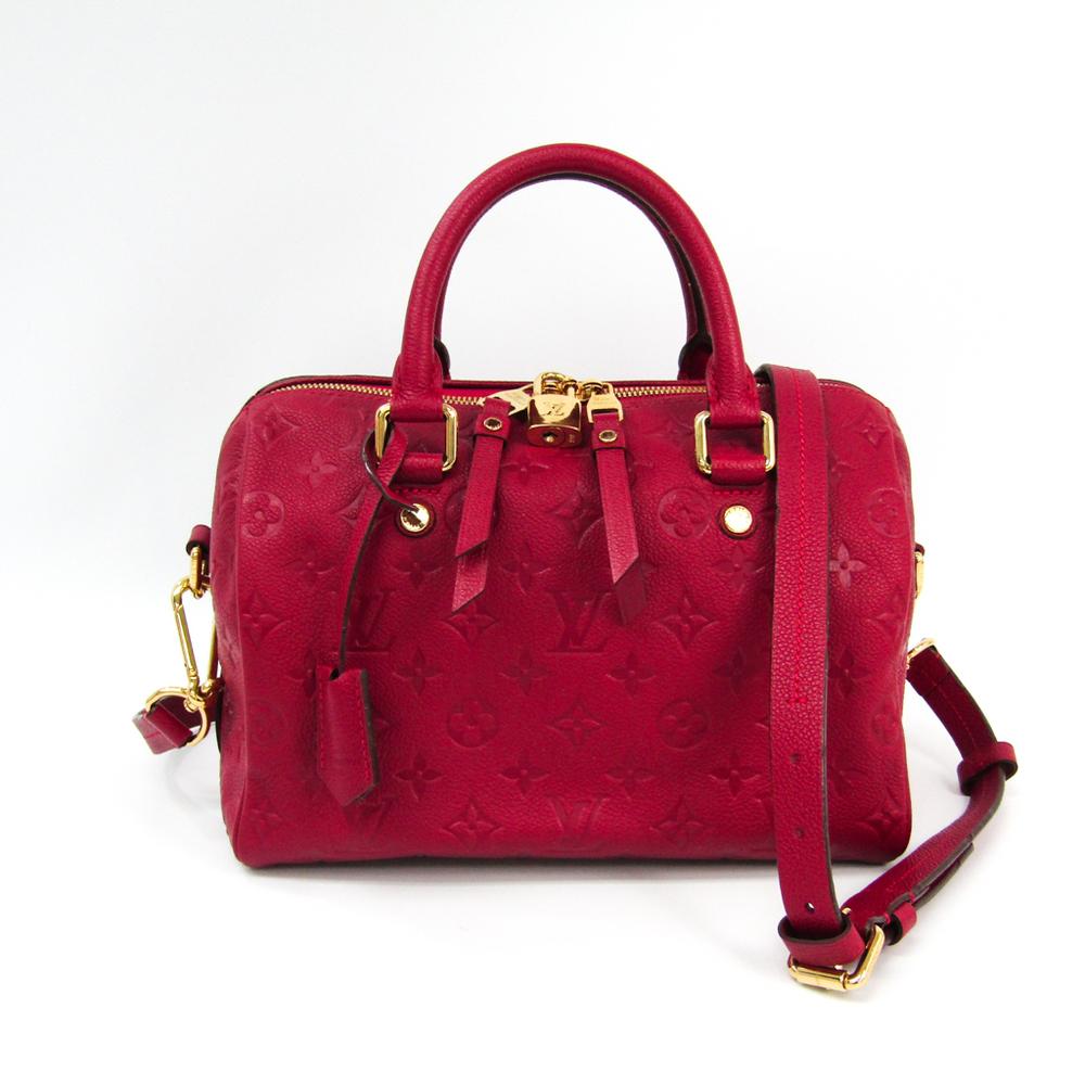 buy online 90962 efaa4 ルイ・ヴィトン(Louis Vuitton) アンプラント スピーディ25 バンドリエール M40827 レディース ハンドバッグ |  elady.com