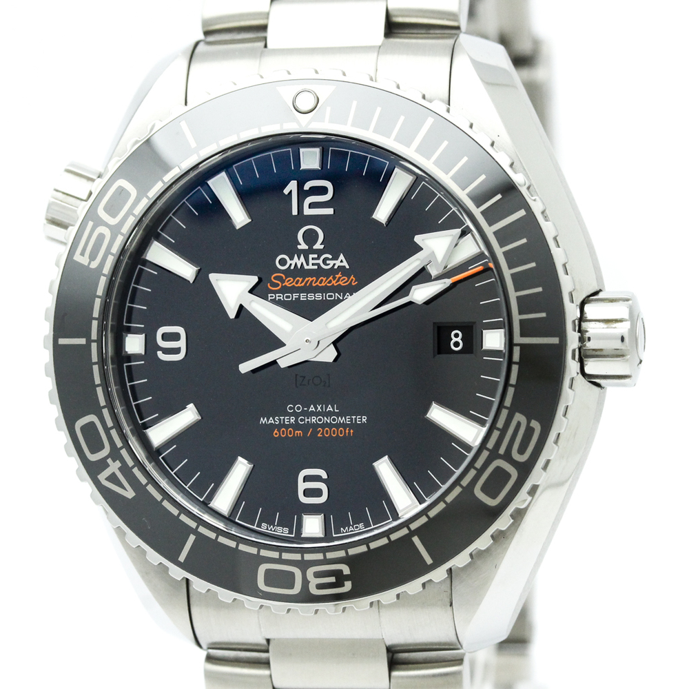 Omega Seamaster Automatic Stainless Steel Men's Sports Watch 215.30.44.21.01.001