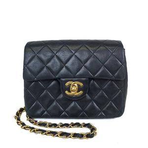 シャネル(Chanel) マトラッセ シングルチェーン ショルダーバッグ