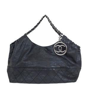 シャネル(Chanel) キャビア・スキン チェーンショルダーバッグ