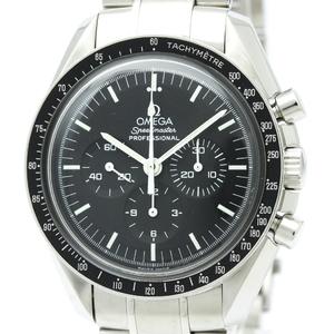 OMEGA Speedmaster Professional Sapphire Back Watch 3572.50