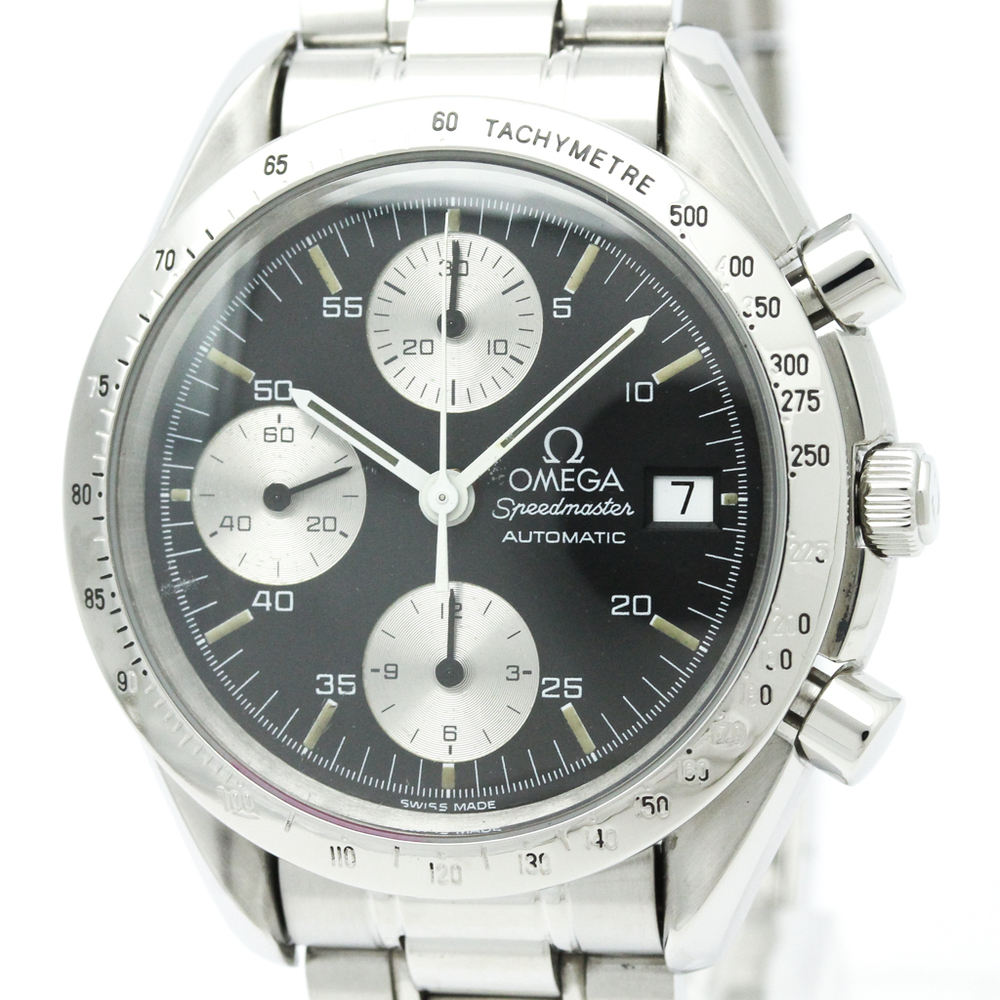 OMEGA Speedmaster Date Steel Automatic Mens Watch 3511.50