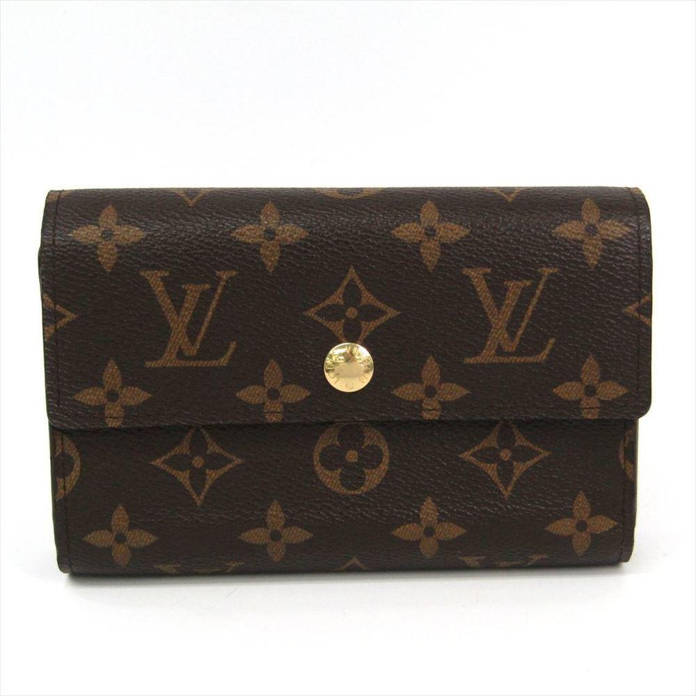 watch f9ef8 a97fe Louis Vuitton Monogram Alexandra Wallet M60047 Women's Monogram Middle  Wallet (tri-fold) Monogram | elady.com