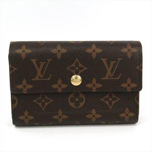 ルイ・ヴィトン(Louis Vuitton) モノグラム ポルトフォイユアレクサンドラ Portefeuille Alexandra M60047 レディース モノグラム 中財布(三つ折り) モノグラム