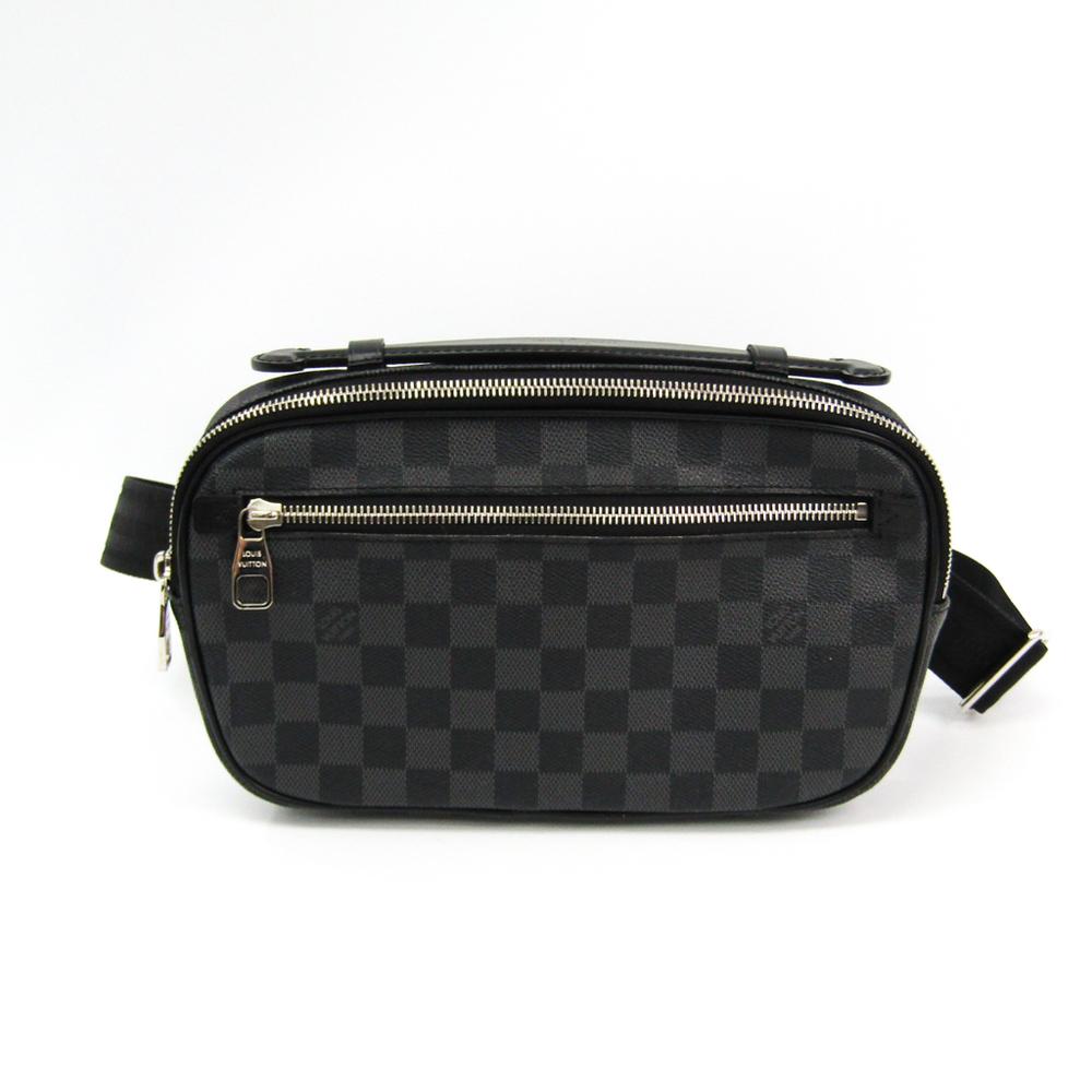 ルイ・ヴィトン(Louis Vuitton) ダミエ・グラフィット アンブレール N41289 ウエストバッグ