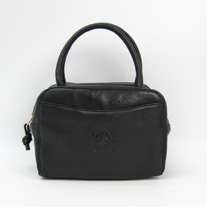 Loewe Women's Nappa Leather Handbag Black
