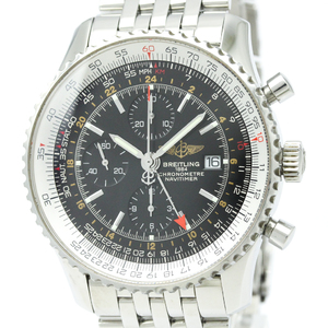 Breitling Automatic Stainless Steel Men's Sports Watch A24322