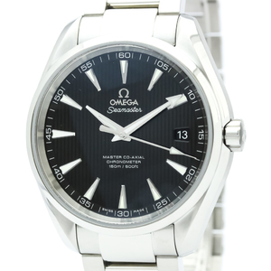 Omega Seamaster Automatic Stainless Steel Men's Sports Watch 231.10.42.21.01.003