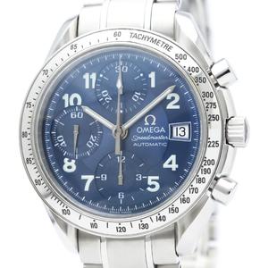 【OMEGA】オメガ スピードマスター デイト 日本限定 ステンレススチール 自動巻き メンズ 時計 3513.82