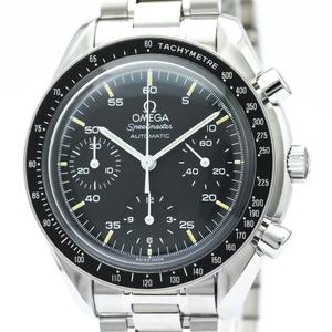 オメガ スピードマスター オートマティック ステンレススチール 自動巻き メンズ 時計 3510.50