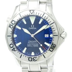 【OMEGA】オメガ シーマスター プロフェッショナル 300M ステンレススチール 自動巻き メンズ 時計 2255.80