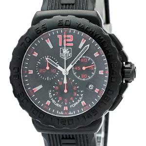 TAG HEUER Formula 1 Chronograph Steel Quartz Watch CAU111A
