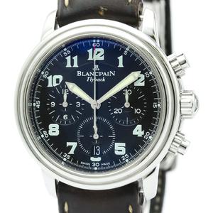 ブランパン(Blancpain) レマン 自動巻き ステンレススチール(SS) メンズ スポーツウォッチ 2185-1130