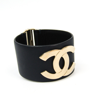 Chanel Coco Leather,Metal Bangle Dark Navy EXCLUSIVE EDITION  DECEMBER 17