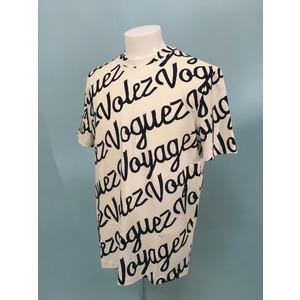 Louis Vuitton サマーコレクションTシャツ Boys,Men Casual T-shirt M Off-white