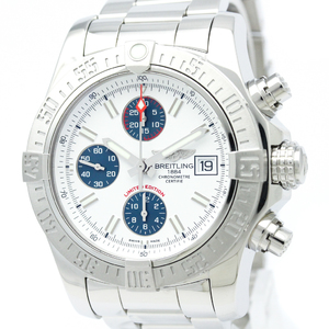 Breitling Avenger Automatic Stainless Steel Men's Sports Watch A13381