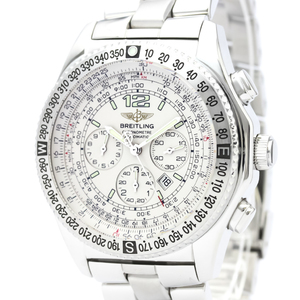 Breitling B-2 Automatic Stainless Steel Men's Sports Watch A42362